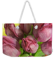 A Cool Bouquet  Weekender Tote Bag