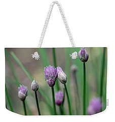 Weekender Tote Bag featuring the photograph A Culinary Necessity by Debbie Oppermann