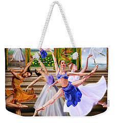 A Dance For All Seasons Weekender Tote Bag