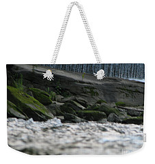 Weekender Tote Bag featuring the photograph A Day At The River by Michael Krek