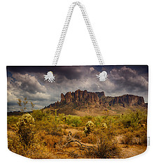 A Day At The Superstitions  Weekender Tote Bag