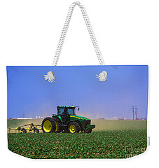 A Day On The Farm Weekender Tote Bag