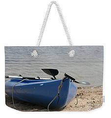 A Day On The Water Weekender Tote Bag by Barbara Bardzik