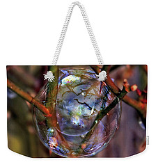 A Delicate Balance Weekender Tote Bag by Suzanne Stout