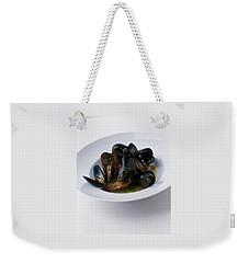 A Dish Of Mussels Weekender Tote Bag