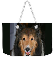 A Dog Named Beau Weekender Tote Bag