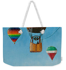 A Dream Come True Weekender Tote Bag by Margaret Bobb