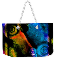 A Drop In The Puddle 2 Weekender Tote Bag by Angelina Vick