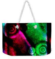 A Drop In The Puddle 3 Weekender Tote Bag by Angelina Vick