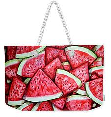 A Fresh Summer 2 Weekender Tote Bag by Shana Rowe Jackson