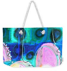 A Fun Romance Weekender Tote Bag