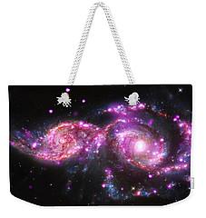 A Galactic Get-together Weekender Tote Bag by Nasa