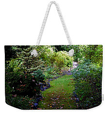 A Garden Path Weekender Tote Bag