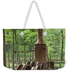 A Ghost In The Forest Weekender Tote Bag