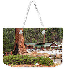 A Giant Among Trees Weekender Tote Bag