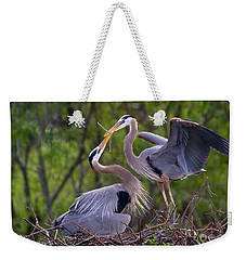 A Gift For The Nest Weekender Tote Bag