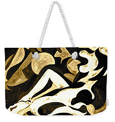 A Gift To Me Weekender Tote Bag