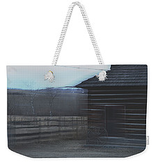 A Glance Back 2 Weekender Tote Bag