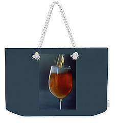 A Glass Of Beer Weekender Tote Bag