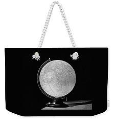 A Globe Lamp Weekender Tote Bag