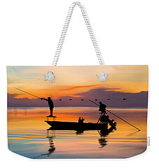 A Glorious Day Weekender Tote Bag