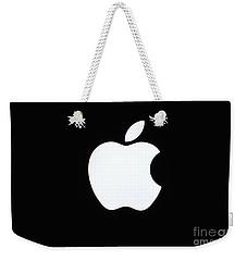 A Glowing Apple Weekender Tote Bag