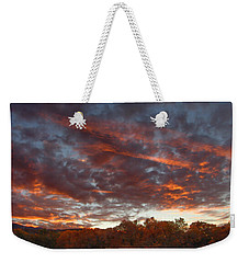 A Grand Sunset 2 Weekender Tote Bag