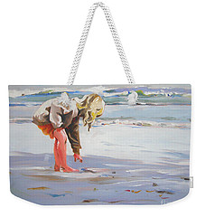 A Great Shell Weekender Tote Bag