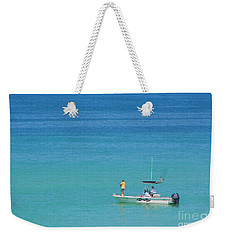 A Great Way To Spend A Day Weekender Tote Bag by Mariarosa Rockefeller