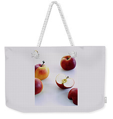 A Group Of Apples Weekender Tote Bag