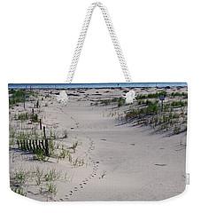 A Gull's Walk To The Ocean Weekender Tote Bag