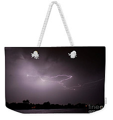 A Heart From Heaven Weekender Tote Bag