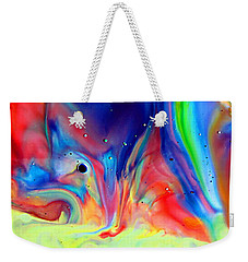 A Higher Frequency Weekender Tote Bag