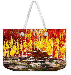 A Hot Summer Day.- Sold Weekender Tote Bag