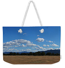 A June Panorama In Southern Oregon Weekender Tote Bag