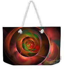 A Kind Of Inner Opalescence Weekender Tote Bag
