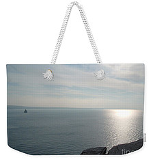 A King's View Weekender Tote Bag by Richard Brookes
