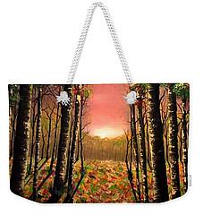 A Kiss Of Life Weekender Tote Bag