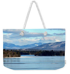A Land Of Beauty Weekender Tote Bag