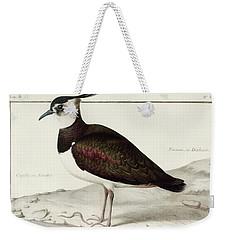 A Lapwing Weekender Tote Bag