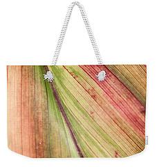 A Leaf Weekender Tote Bag