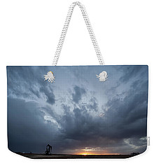 A Little Bit Of Weather Weekender Tote Bag