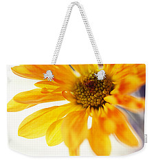 A Little Bit Sun In The Cold Time Weekender Tote Bag