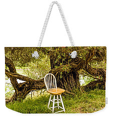 A Little Solitude Weekender Tote Bag