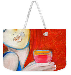 A Little Tart Weekender Tote Bag
