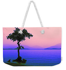 Lonely Tree II Weekender Tote Bag