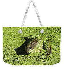 A Lot Of Green Weekender Tote Bag