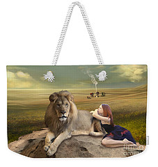 A Magnificent Friendship Weekender Tote Bag