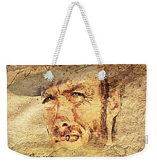 A Man With No Name Weekender Tote Bag