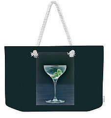 A Martini Weekender Tote Bag